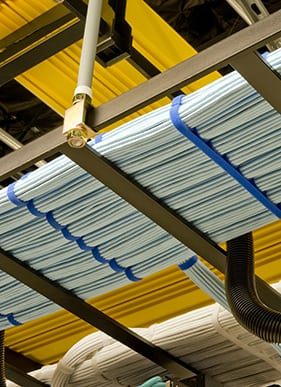 Cable Trays, Server Room