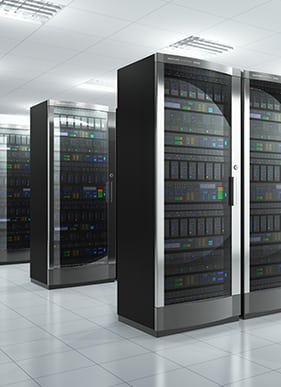 Modern network servers in a datacenter